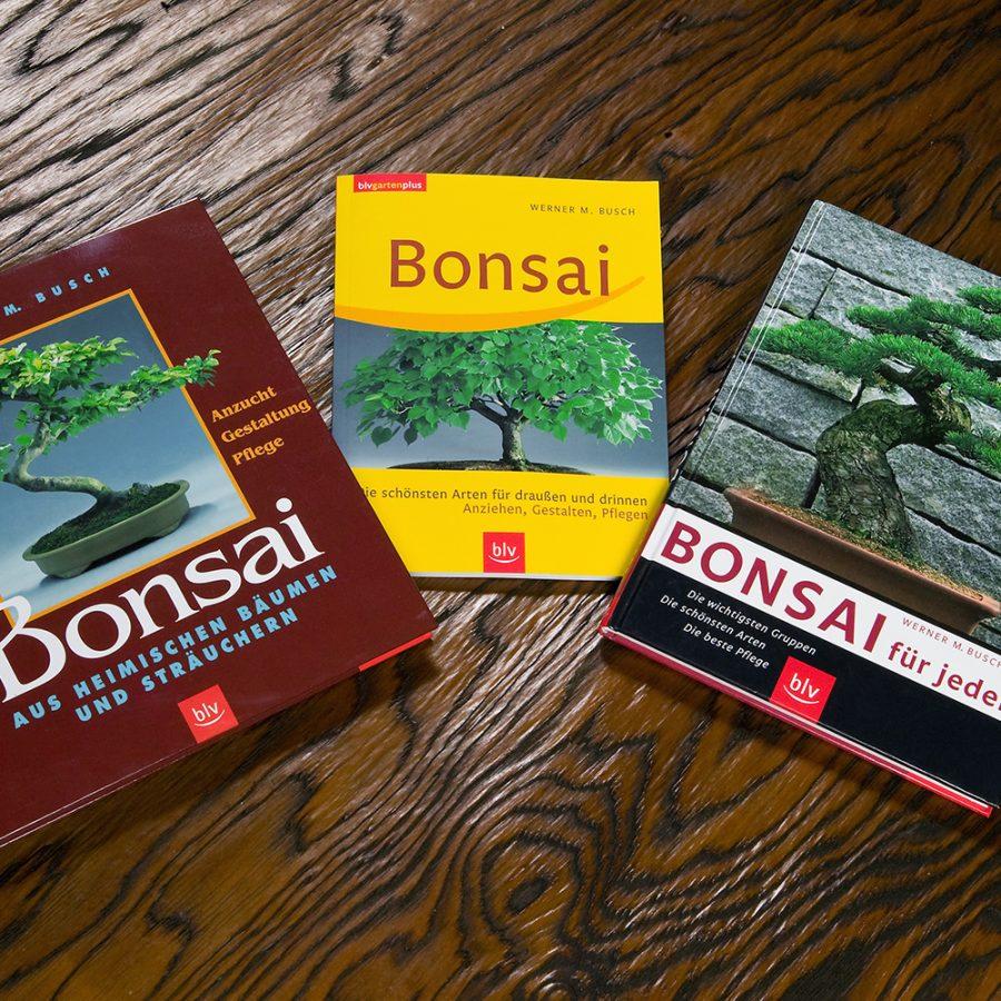 Bonsai-Literatur