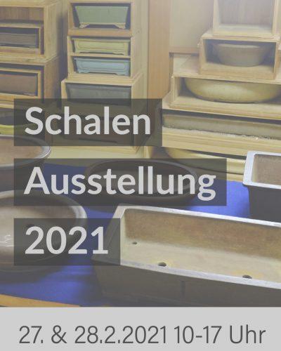 Schalen 2021